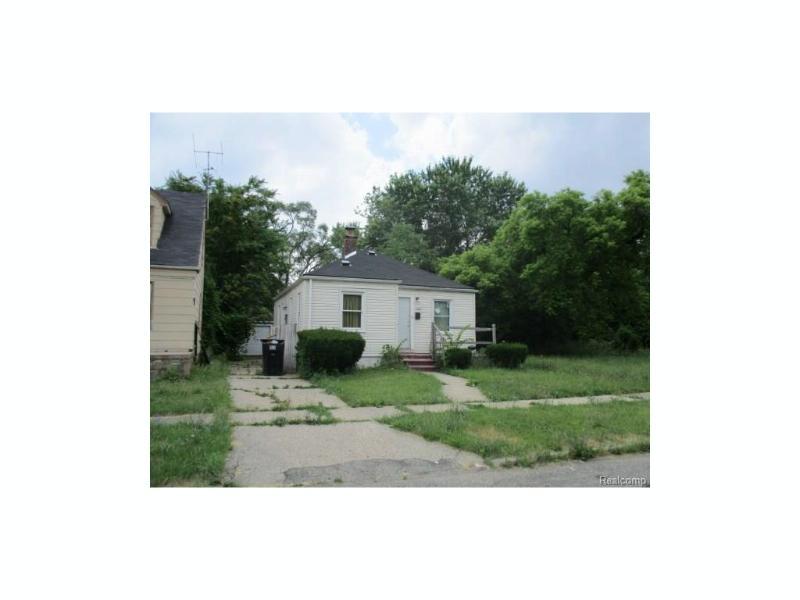 9981 Rutherford St,  Detroit, MI 48227 by Keller Williams Troy Mkt Cntr $11,500