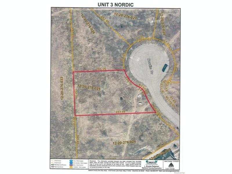 Unit 2 Nordic,  White Lake, MI 48356 by Wilhelm & Assoc Inc, Realtor® $249,900