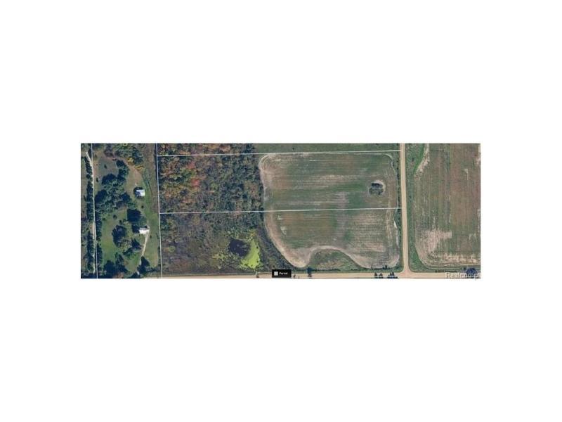 V/L Fostoria Rd,  Otter Lake, MI 48464 by Coldwell Banker Professionals $74,500