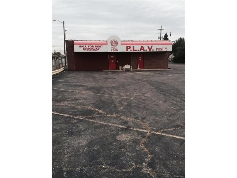 7910 Greenfield,  Dearborn, MI 48126 by Crs Commercial R E Serv $650,000