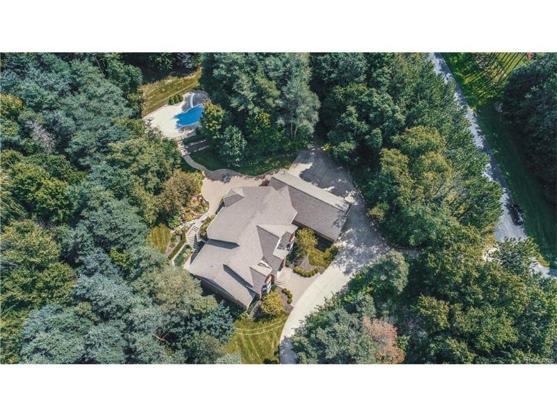 156 Redwood Ln,  Leonard, MI 48367 by Real Estate One $600,000