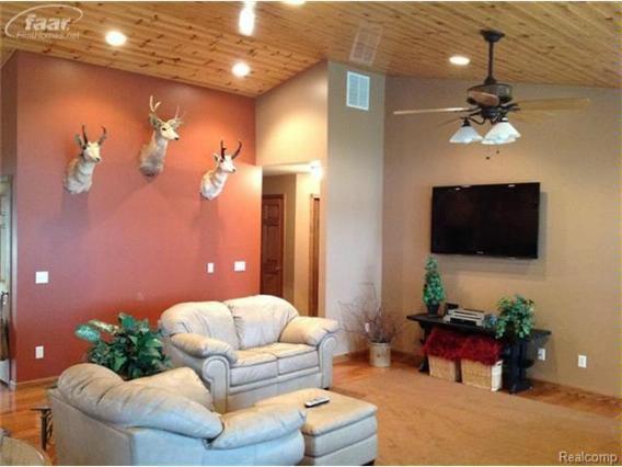 3617 Cedar Street Greenbush Township, MI 48738 by Keller Williams Realty $299,500