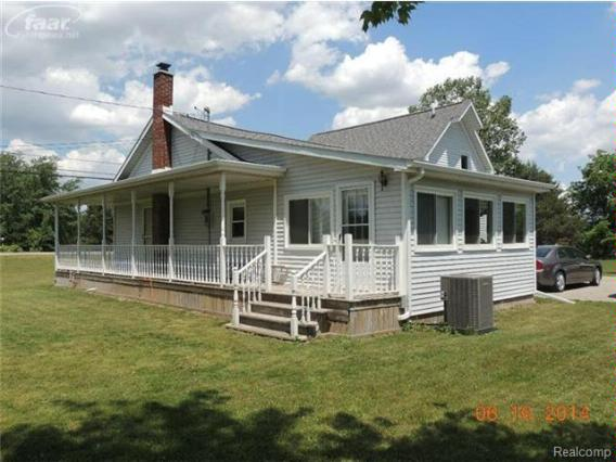 5590 E Sanilac Road Kingston, MI 48741 by J. Mcleod Realty, Inc. $79,900