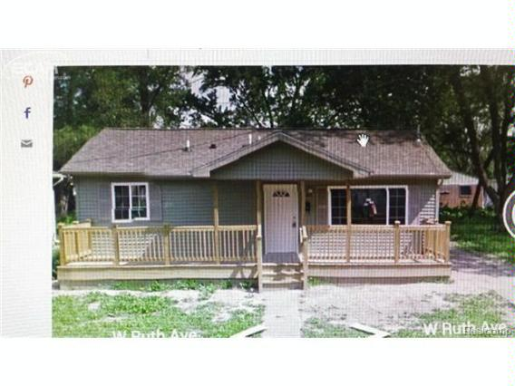638 W Ruth Ave,  Flint, MI 48505 by Century 21 Woodland Realty $8,900