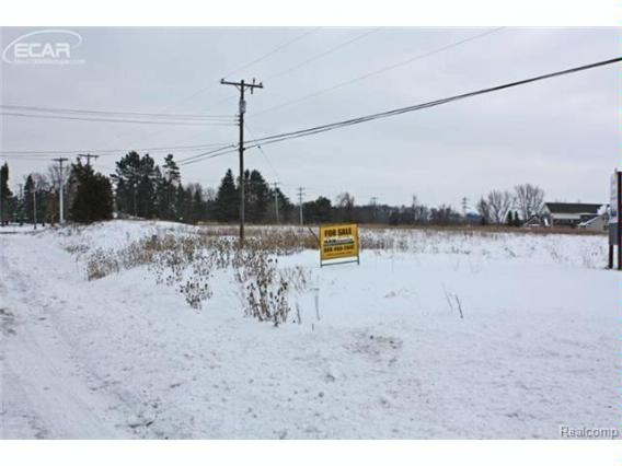0  River Rd,  Flushing, MI 48433 by Lucy Ham Group Inc $49,900