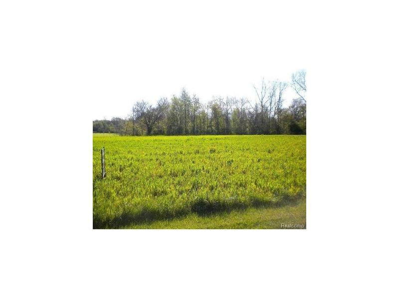 0 Oakridge - Parcel3 Drive New Lothrop, MI 48460 by Century 21 Woodland Realty $29,000