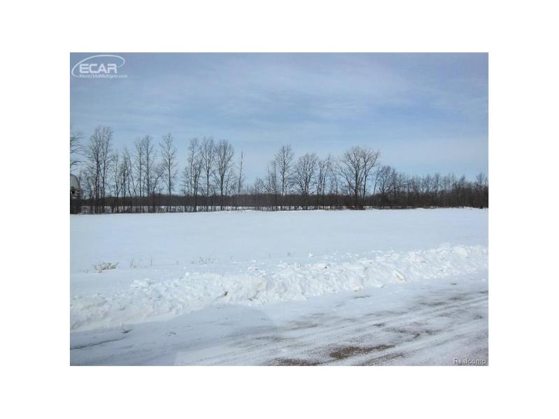 0 Oakridge - Parcel3 Drive New Lothrop, MI 48460 by Century 21 Woodland Realty $29,000