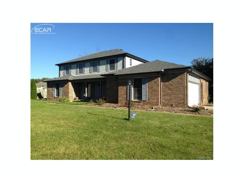 1216 Mill Creek Court Flint, MI 48532 by Burrell Real Estate Inc. $175,000