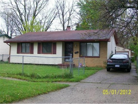 5722  Marja St Flint, MI 48505 by Elite Real Estate Professional $6,000