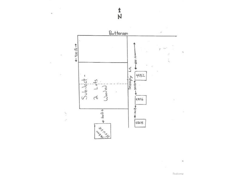 0  Snoopy Ln,  Frederic, MI 49733 by First Americorp $12,950