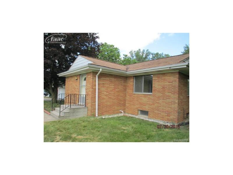 4022 Calkins Road Flint, MI 48532 by Aaa A Mcnamara Properties Company $69,900