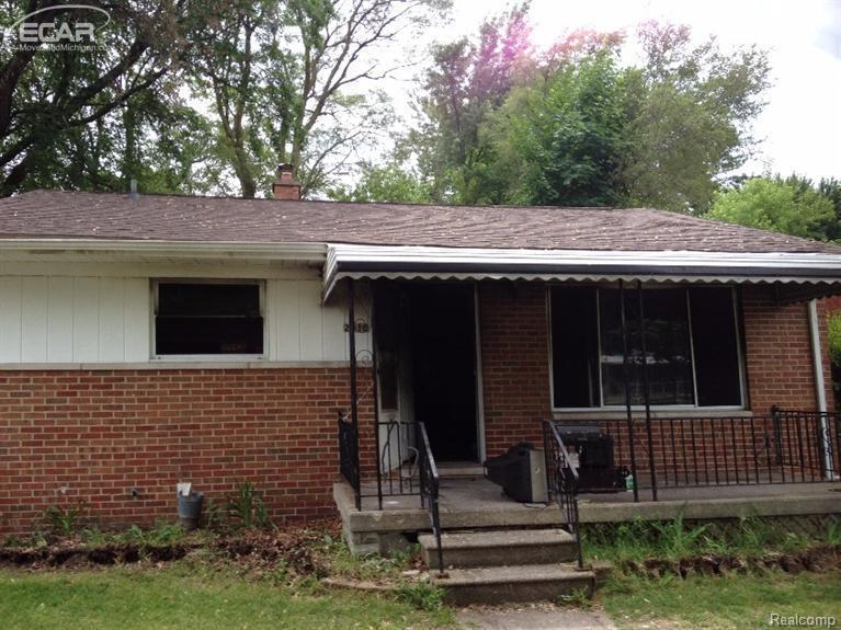2910  Alpha Way,  Flint, MI 48506 by Aaa A Mcnamara Properties Company $5,400