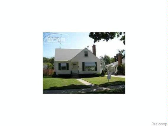 601  Chandler St,  Flint, MI 48503 by First Americorp $59,900