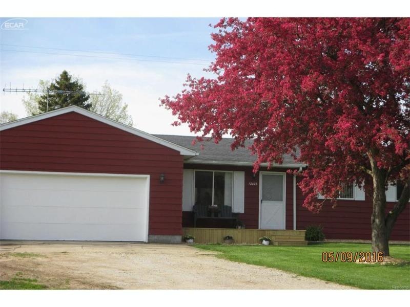 12023 Coldwater Road Flushing, MI 48433 by Century 21 Woodland Realty $114,900