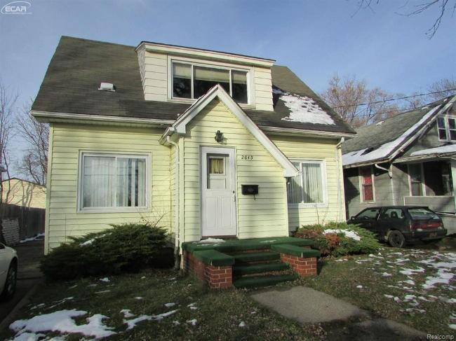 2013  Kansas Ave,  Flint, MI 48506 by Mcguirk Realty Inc. $12,899
