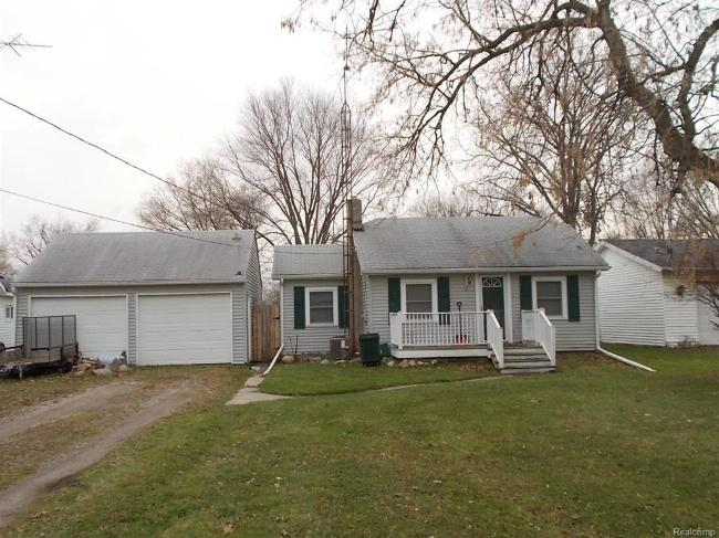 2142  Noble Ave,  Flint, MI 48532 by American Associates Inc. $63,000