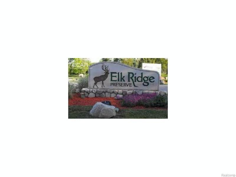 12660  Elk Ridge Crossings,  Holly, MI 48442 by International Realty & Management Llc $39,900