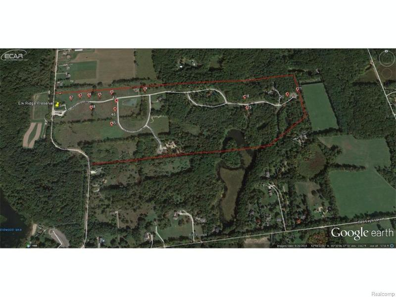 12665  Elk Ridge Crossing,  Holly, MI 48442 by International Realty & Management Llc $39,900