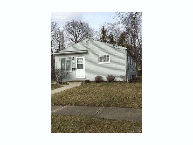 2429  Kansas Ave,  Flint, MI 48506 by Weichert, Realtors - Grant Hamady $16,000