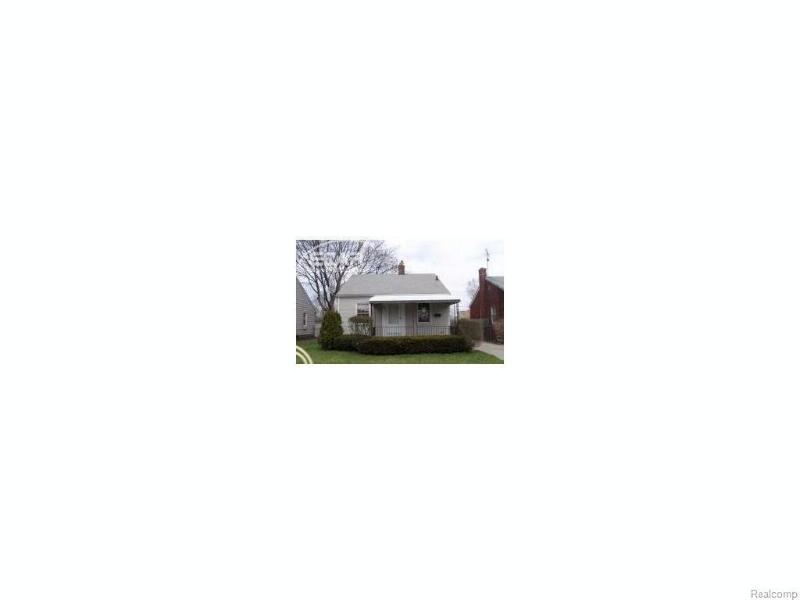 18713 McCormick Detroit, MI 48522 by Real Living Tremaine Real Estate.com $12,900