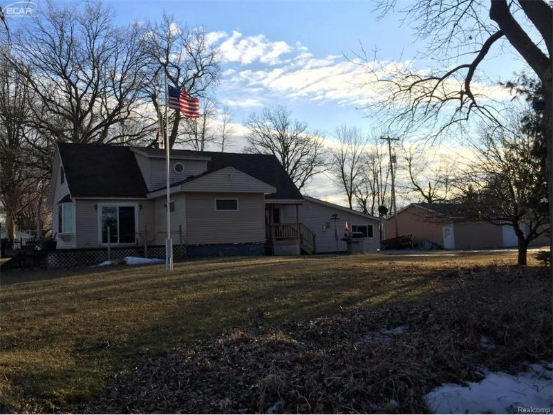 3210 E Wirble Pinconning, MI 48650 by Berkshire Hathaway Homeservices Michigan Real Esta $164,900