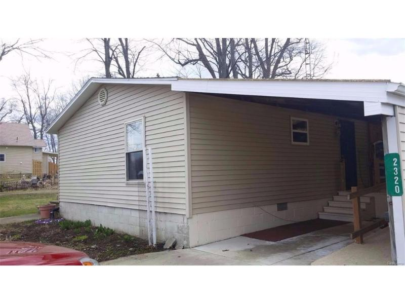 2320  Van Dyke Rd,  Marlette, MI 48453 by Red Carpet Keim Action Group 1 $155,000