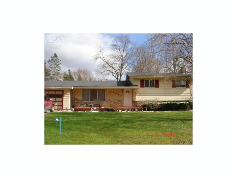 6447  Bonnie Dr,  Flushing, MI 48433 by Keller Williams Realty $105,900