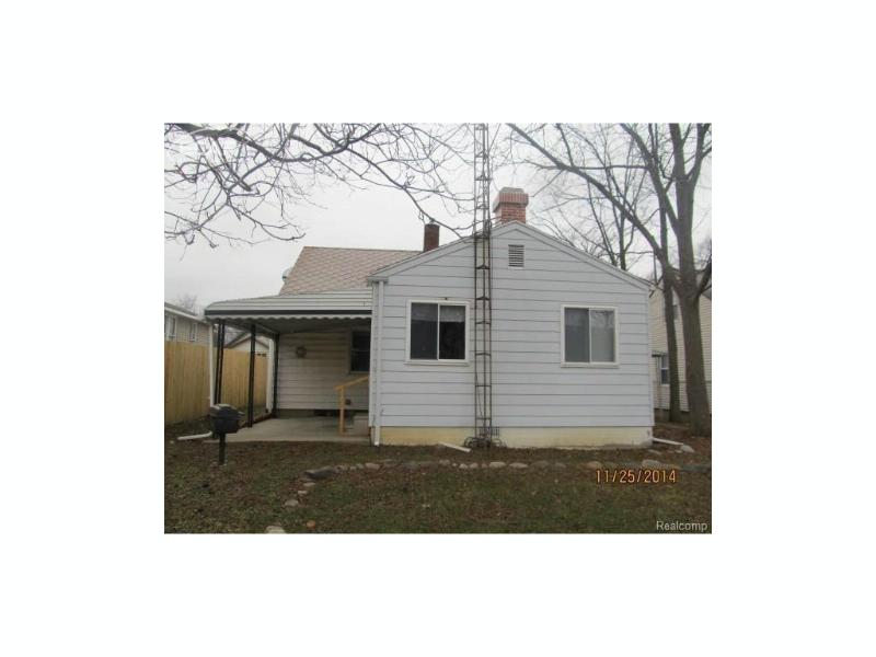 3405 Brandon Street Flint, MI 48503 by Keller Williams Realty $34,900