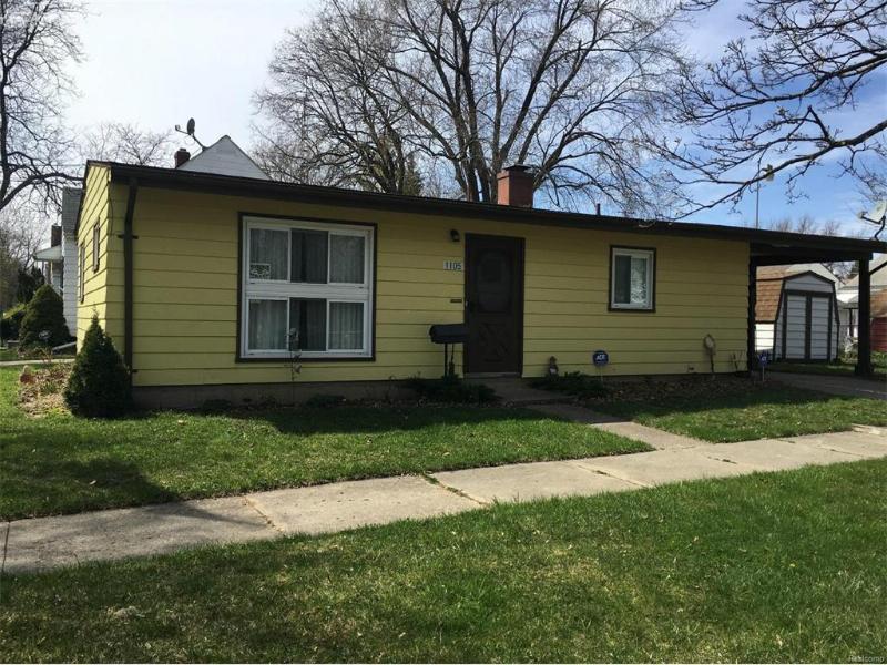 1105 N Cumberland Street Flint, MI 48506 by Berkshire Hathaway Homeservices Michigan Real Esta $16,000