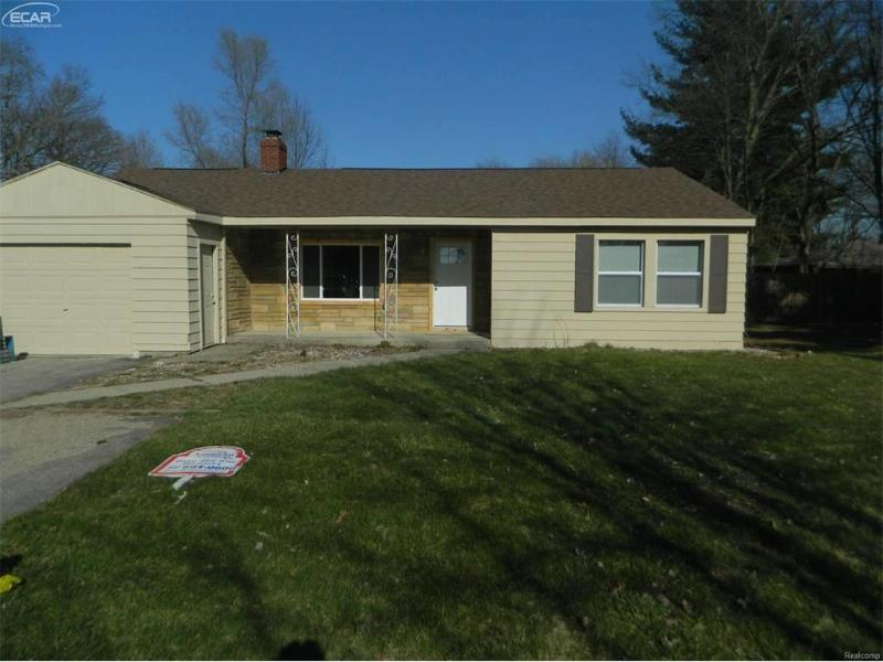 3404  Blue Lake Dr,  Flint, MI 48506 by American Associates Inc. $74,850