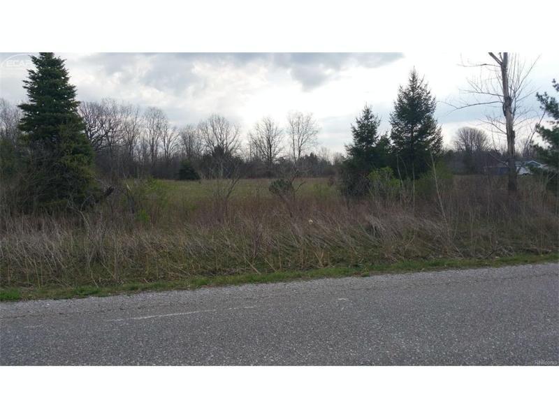 13610 S Beyer Rd,  Birch Run, MI 48415 by Bomic Real Estate $32,500