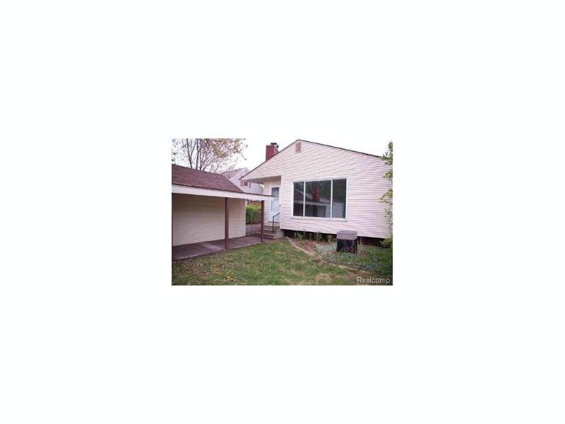 1410 Bradley Avenue Flint, MI 48503 by Keller Williams Realty $35,000
