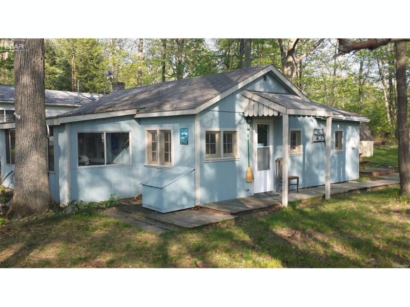 1500 Arbor Dr. Lake George, MI 48633 by Century 21 Woodland Realty $35,900