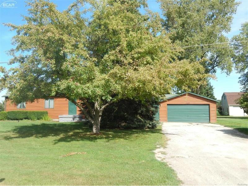 1187  Van Vleet Rd,  Swartz Creek, MI 48473 by Remax Town & Country $84,900