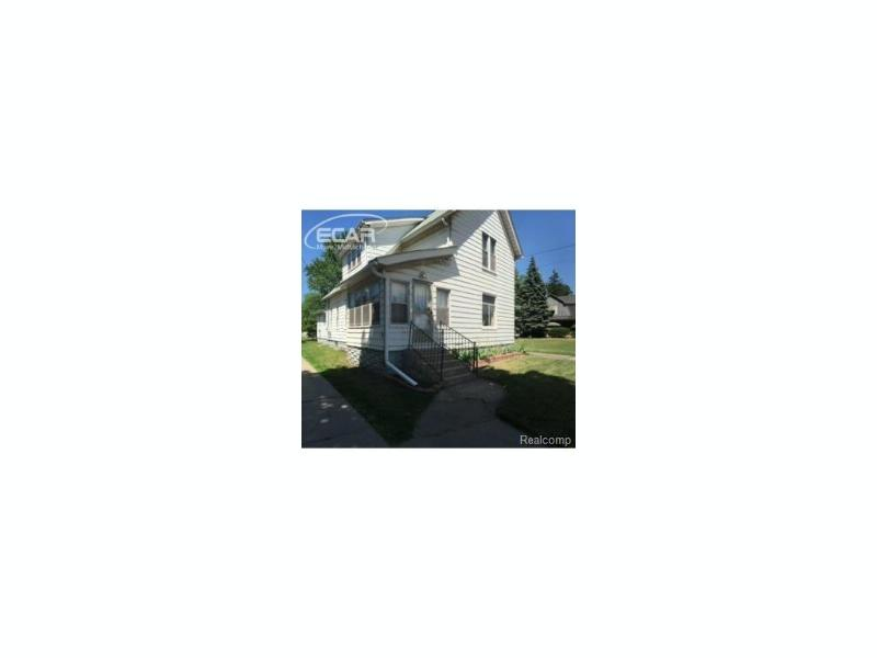 819 E Main St,  Owosso, MI 48867 by Forest Homes And Land Llc $39,900