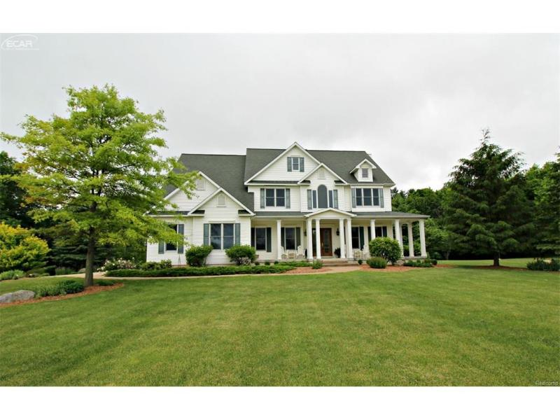 538  Harsen Rd,  Lapeer, MI 48446 by Lucy Ham Group Inc $869,000