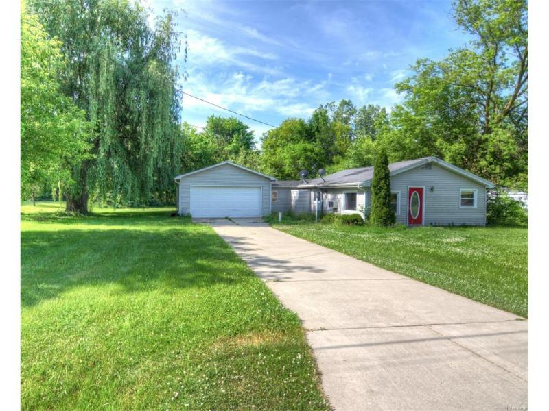 5335 Southway Drive Swartz Creek, MI 48473 by Berkshire Hathaway Homeservices Michigan Real Esta $44,900