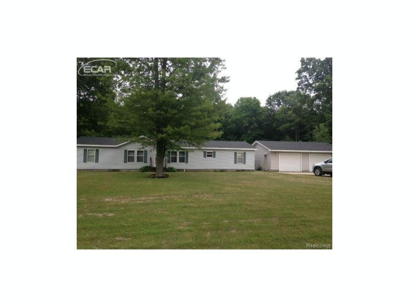 13745 East Rd Montrose, MI 48457 by Bomic Real Estate $109,000
