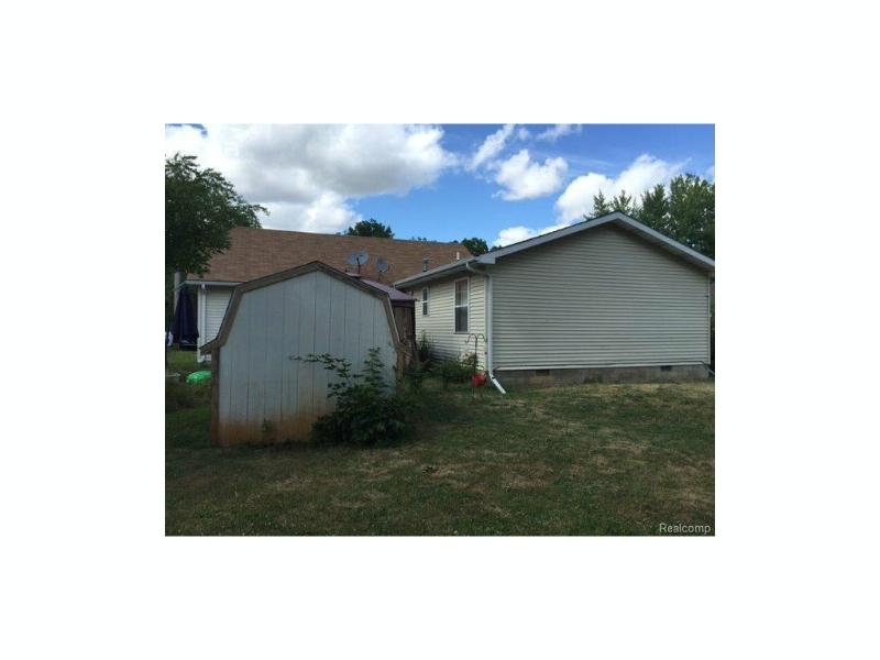 125 Babcock Street Owosso, MI 48867 by Map Realty Llc $72,000