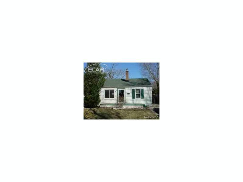 20485  Elkhart,  Harper Woods, MI 48225 by Elite Real Estate Professionals, Inc. $27,000