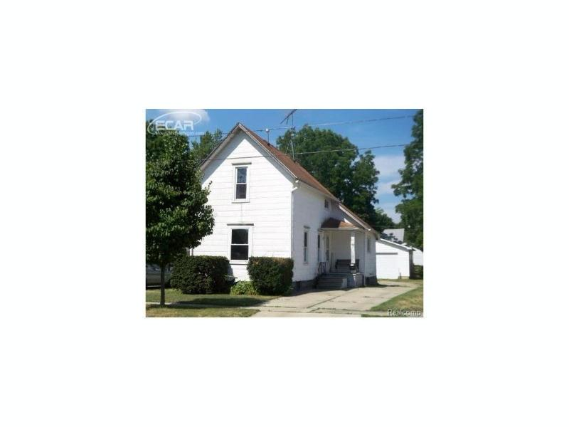 710  Alger Ave,  Owosso, MI 48867 by The Home Office Realty Llc $21,700