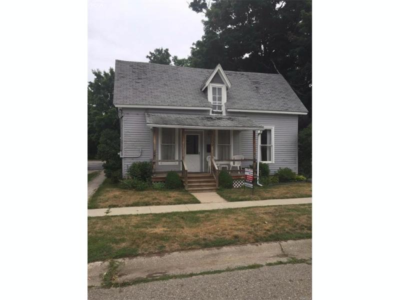 309 Elm Street Flushing, MI 48433 by Keller Williams Realty $38,900