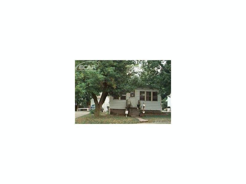 817  Tacken St,  Flint, MI 48532 by Elite Real Estate Professionals, Inc. $7,500