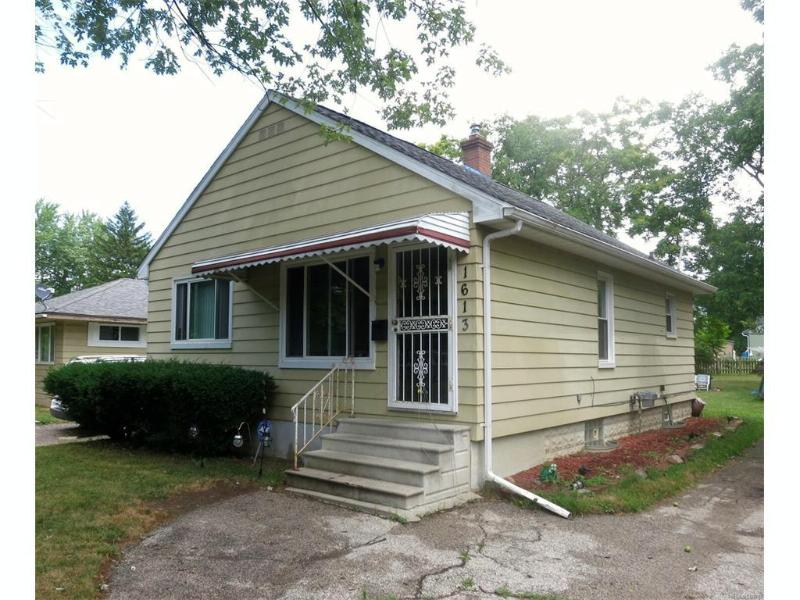 1613  Kensington Ave,  Flint, MI 48503 by Real Living Tremaine Real Estate.com $34,900