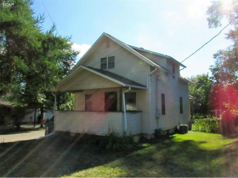 1338  Hughes Ave,  Flint, MI 48503 by Remax Real Estate Team $30,000