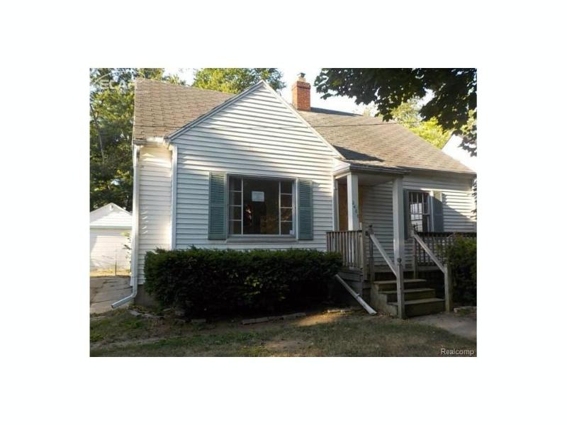 2408  Nebraska Ave,  Flint, MI 48506 by Changingstreets.com $6,200