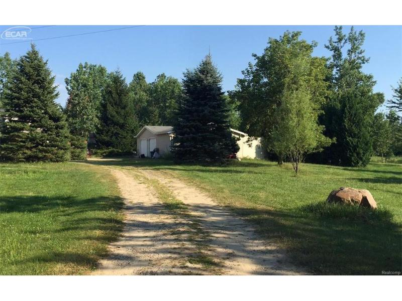 North Branch, MI 48461 by Sun Shine Real Estate Co. $109,000