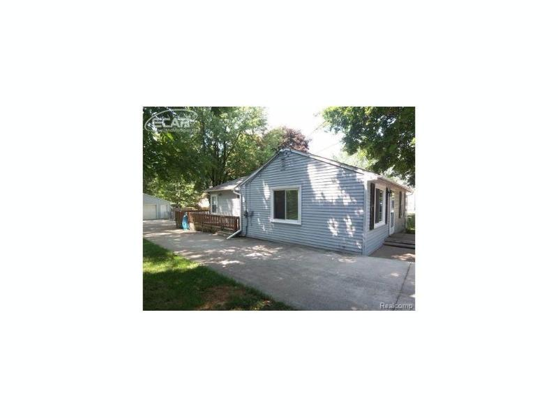 412 E Clinton St,  Vernon, MI 48476 by The Home Office Realty Llc $72,400
