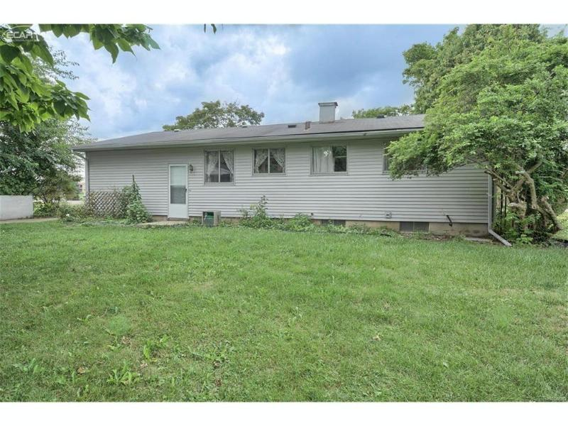 9124  Bray,  Clio, MI 48420 by Remax Real Estate Team $78,900