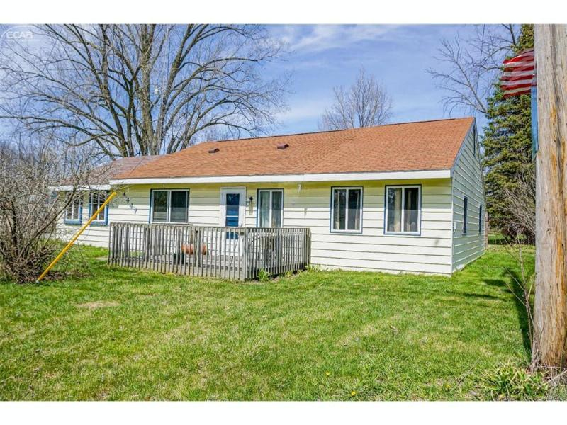 4447 Gregor Street Genesee Township, MI 48437 by Red Carpet Keim Action Group 1 $85,000